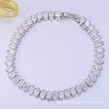 New white gold crafts merry christmas bracelets gift