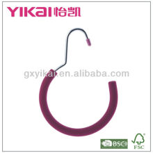 EVA foam coated metal belt hangers