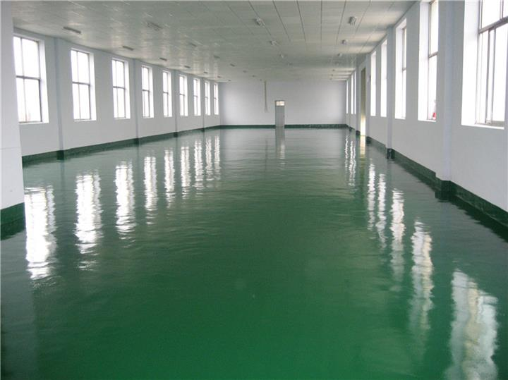 Ground Solvent Free Epoxy Self Leveling Varnish