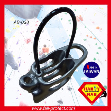 ATC Forged Aluminum Double Slot Descending Belay