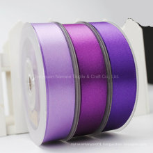 Polyester Cheap Custom Double Face Satin Ribbons for Gift Packing