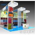 Oferta de stand da Detian Design de stands de exposição / Construção de Stands Fair Booth