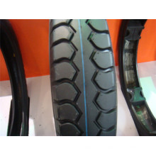 ISO Approved Motorcycle Tyre for Scooter 4.00-10