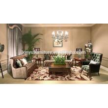 Hotel meeting room comfortable sofa set XYN1066