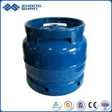 Neue Produkte 2017 Innovatives Produkt Stahl 6kg LPG Gasflasche