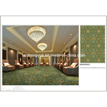 Туфтовая струйная высококачественная настенная ткань Nylon Hotel Carpet