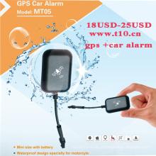 Dispositivo de rastreamento pequeno com GPS + WiFi + Lbs, Design de economia de energia, Posicionamento em tempo real, Monitoramento inteligente (MT05-KW)