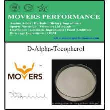 Heißes verkaufendes Vitamin-Produkt: D / DL-Alpha-Tocopherol