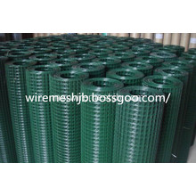 Mesh Welded Wire Mesh PVC