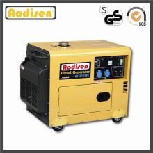 Generador diesel silencioso de 4200 vatios
