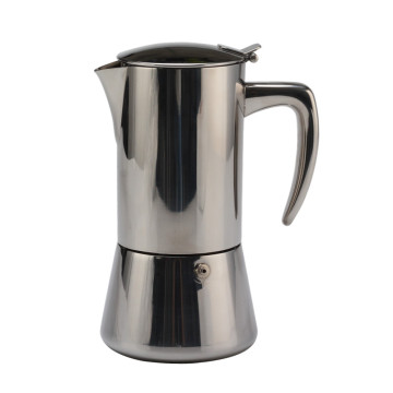 Herd Espressomaschine Moka Pot