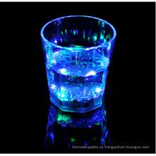Plástico levou a taça copos de Shot armário conduzida de piscamento