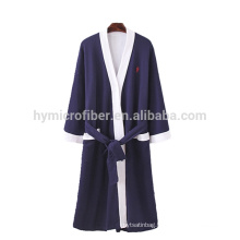 Quick-drying modern hotel terry towel bath robe