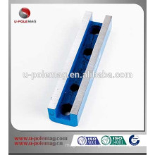 AlNiCo Magnets Made with Casting and Machining