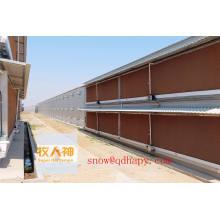 Влажные охлаждающие подставки с проектирования и строительства в один стоп