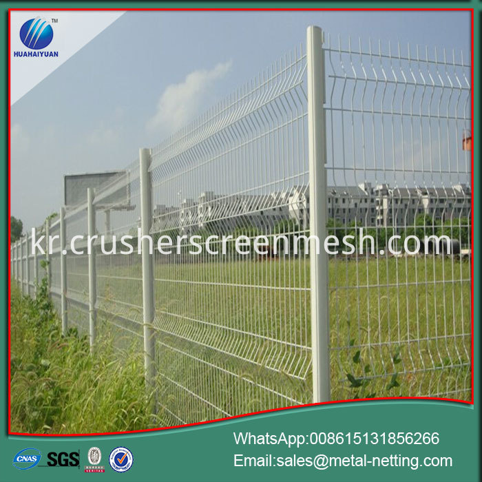 Welded Garden Fence
