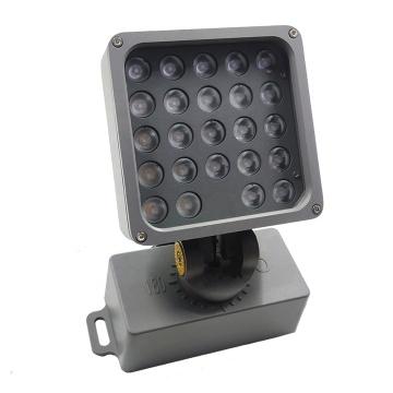 Foco de jardín LED de fundición a presión RGB IP65