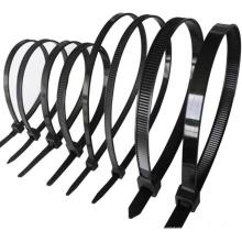 Нейлоновые пластиковые кабельные стяжки