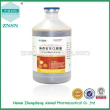 Le ginkgo stone gan liquide oral, facile à arrêter de tousser et de soulager les maladies respiratoires
