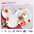 18PCS Porcelain Ceramic Dinner Plate Hand Painted Design