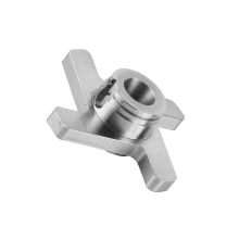 Custom Manufacturers CNC Machining Airsoft Turned Anodized Metal Component Parts