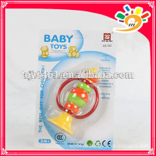 Baby Spielzeug Qualität Horn Design Rassel Glocke