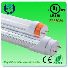 100lm / w alto lumen 5ft dlc ul t8 25w llevó la iluminación del tubo