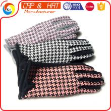 Оптовые дешевые многоцветные Marled взрослых капот зимние акриловые трикотажные перчатки по низким MOQ