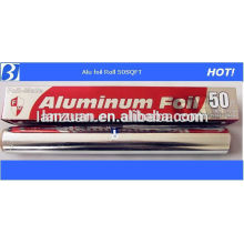 kitchen aluminium foil wrap