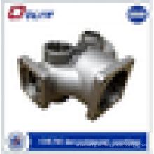 Mecanizado a medida de piezas de recambio de maquinaria de fundición de cera perdida de acero