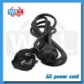 SAA 10A 250V retractable power cord australia with IEC plug