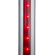 Puerta de detector de metales de arco exterior para uso en exteriores (PD-3000)
