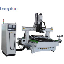 4 axis cnc 4*8ft  auto tool changer