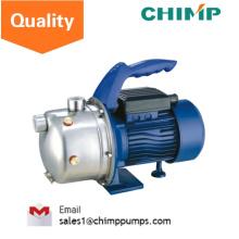 Italien-Art 0.75HP einphasig-Edelstahl-elektrische saubere Wasser-Pumpe