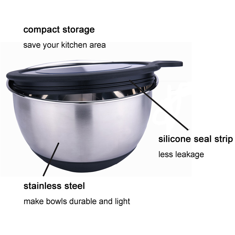 Mixing Bowl Stainless Steel