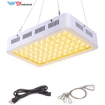 600W LED Grow Light 3ª geração de espectro total