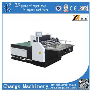 Yz 1200 Automatic Cardboard Slitting Machine