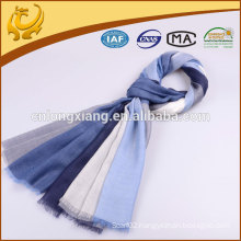 Wholesale China Plaid Large 100% Cashmere Winter Scarf For Women