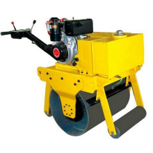 Hand - didukung Heavy Single Wheel Road Roller