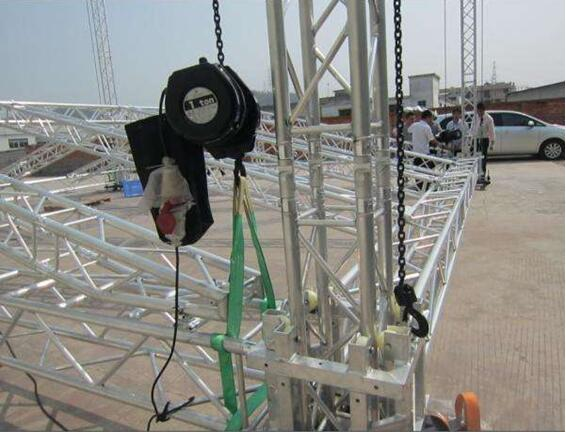 Stage Upside Down Hoist