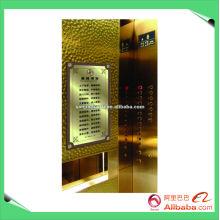 ascenseur de passager, ascenseur de maison, pesant d'ascenseur