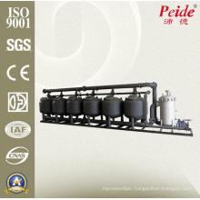 High Speed Sand Water Filter