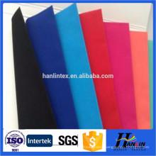 High quality super soft 65% 35% tc pocketing fabric for garment lining