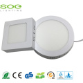 Aluminum Surface mounted square led Panel Light