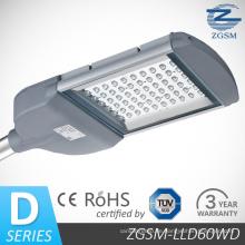 60W hohe Lumen 24V LED Straßenlaterne Licht mit Meanwell Treiber