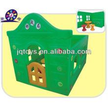 2016 Hotsale Indoor Niños Plástico Play Garden House