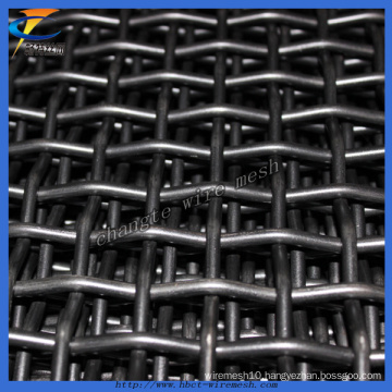 China Factory Stainless Steel Crimped Wire Mesh