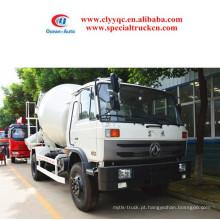 DongFeng 6M3 caminhão misturador de concreto para venda quente