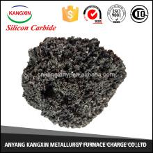 Metalúrgico Sic Carburo de silicio Para un desoxidante en acerías y fundiciones con hornos de inducción de arco