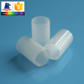 Optical glass sapphire quartz fused silica tube lens